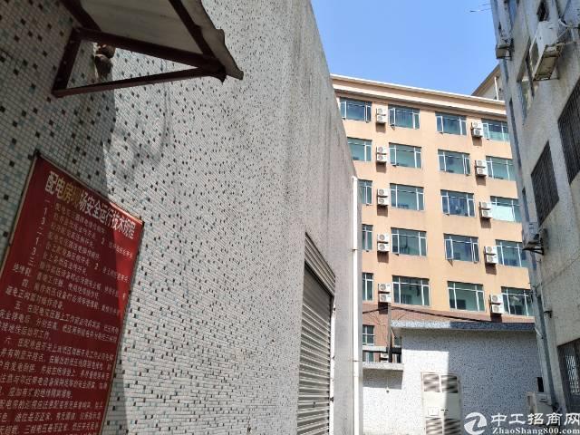 深圳市坂田百湖工业园C栋上下两层500平6000包