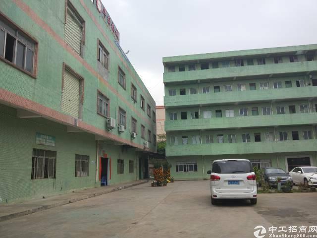 虎门可做污染厂房,3楼1275方,无公摊面积,报价14可谈!