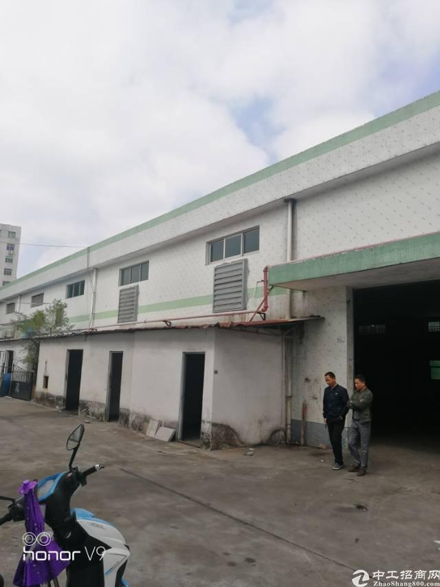 公明西田独院钢结构1800平米招租