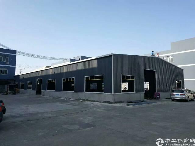新建单一层钢构低价出租