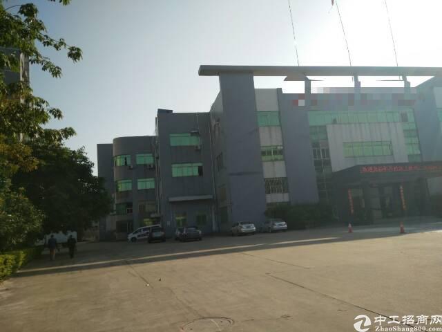 松岗龙大南光高速出口附近二楼2500平方出租