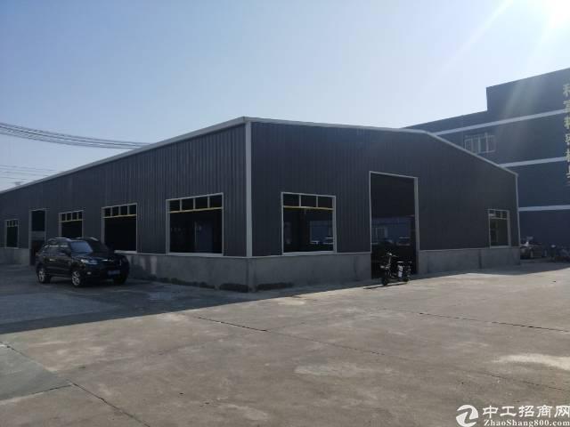 全新钢结构厂房,适合各行五金厂。