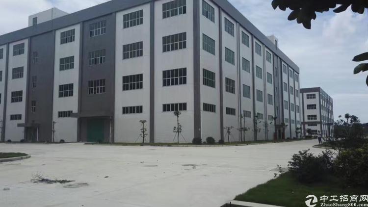 东莞市塘厦科技园58000平米国有证厂房低价出售