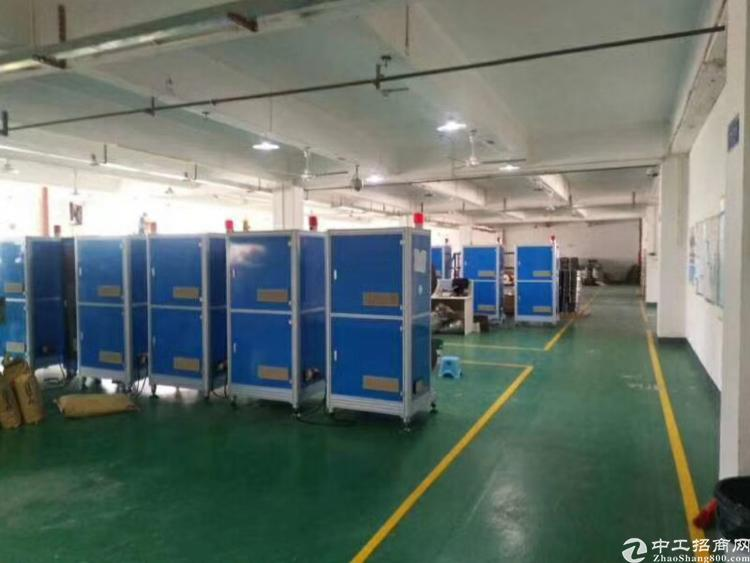 横岗四联社区工业区一层1000平方米厂房原房东出租