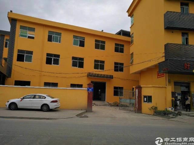 平湖富民工业区独院厂房出租3980平