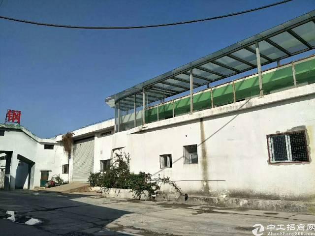 坪山大工业区独栋单一层标准厂房1700平米,滴水6米(如图)-图4
