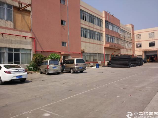 虎门原房东厂房分租一楼1500平方 现成装修办公室 水电齐全