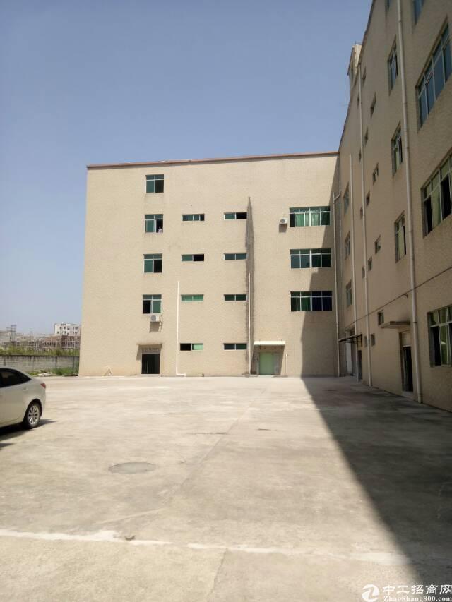 惠州仲恺陈江新推出标准厂房一二楼约3000平方招租