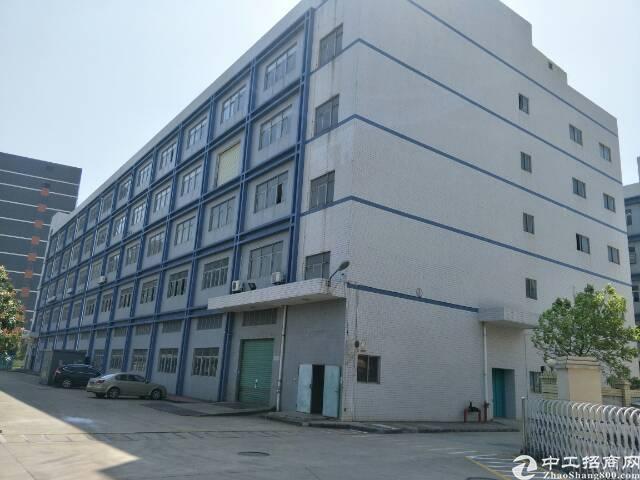 福永地铁口新出原房东楼上一整层2000平米精装修厂房招租-图2