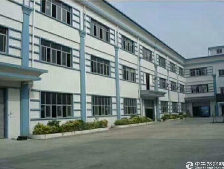 虎门镇怀德村原房东分租1楼厂房实际面积800平方