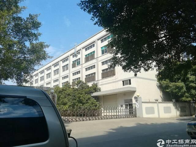 仲恺高新区花园式厂房35698平