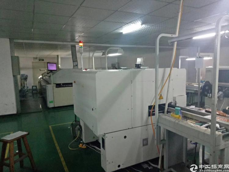 石岩水田带装修厂房600平米招租