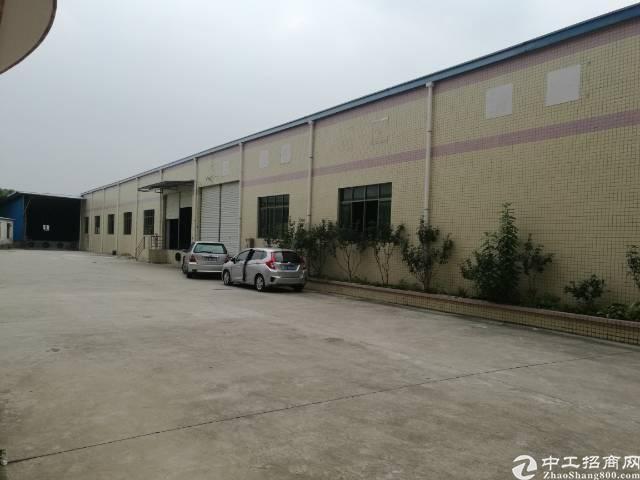 茶山镇独院单层1700平方厂房招租