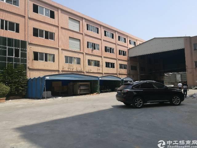 虎门镇超大独院出租3万方形象高大上。