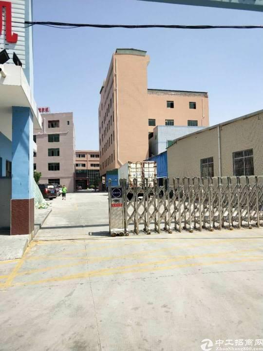 虎门镇新出独院厂房面积30000平方,租金16块