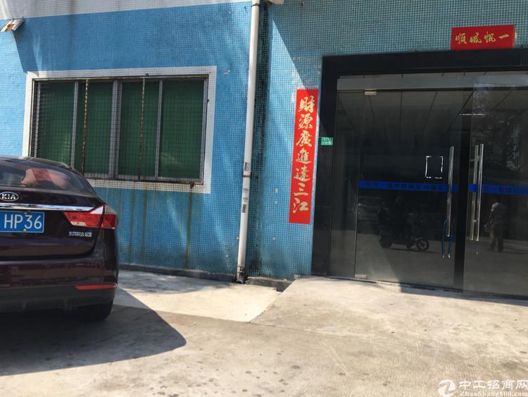 新出带水电带行车厂房一楼出租1000平方租了便宜