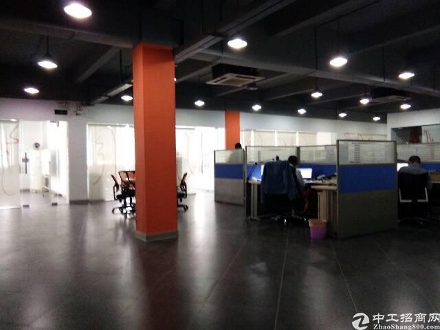 陈屋地铁口豪华精装修二楼厂房2600平米