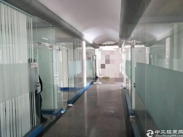 龙岗坪地新出精装办公室600平办公环境超好,