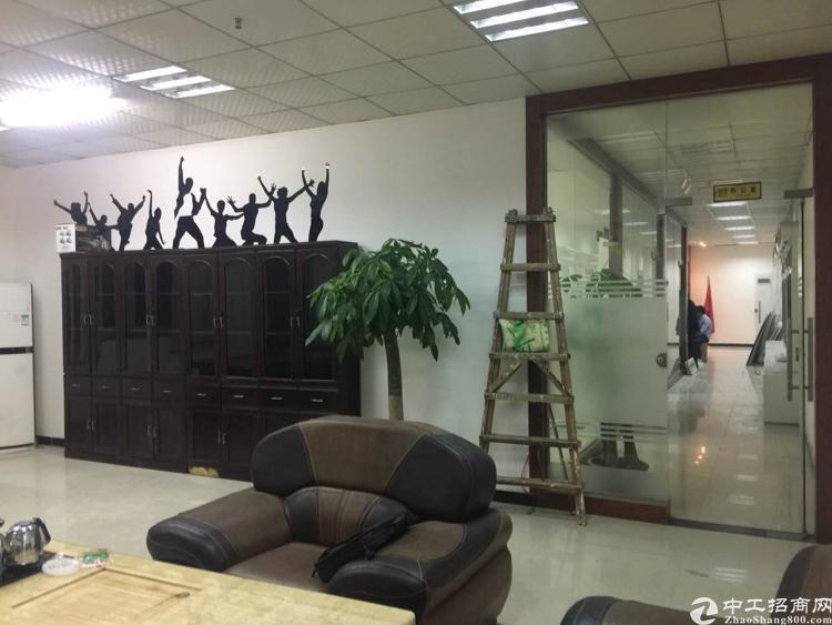 华南城写字楼