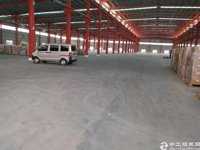 大岭山十二米高钢结构厂房出租