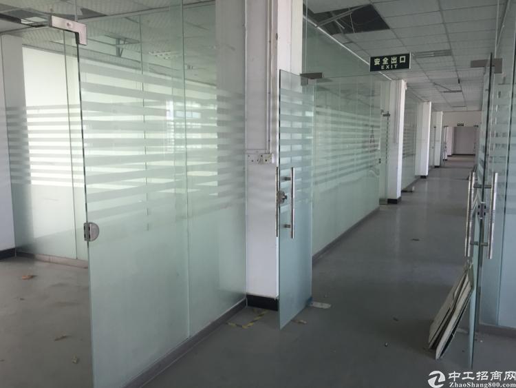 公明下村工业园3000平方米楼上带装修厂房招租-图3