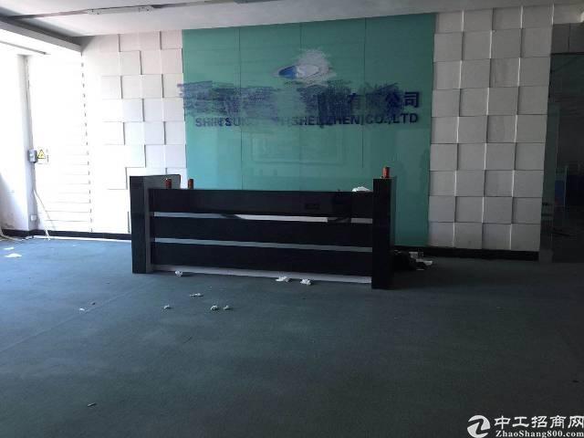 福永桥头写字楼出租800平方大小可按需