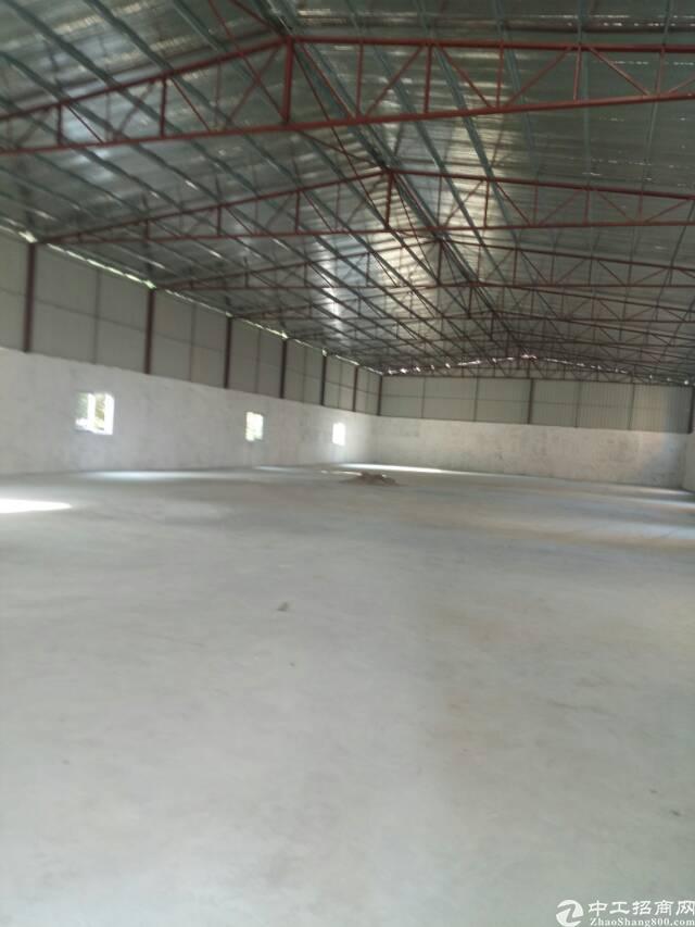 沙角新建钢构厂房,1200㎡