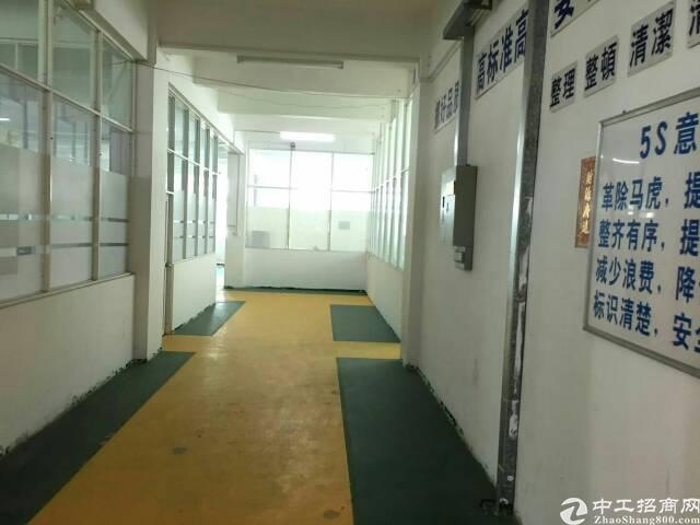 横岗安良安兴路楼上700平方精装修出租。