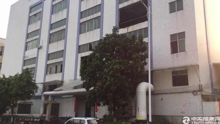 新塘镇重工业独院标准厂房