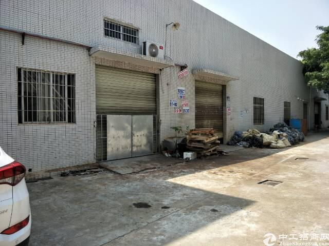工业园550平米钢构厂房出租,可以做任何行业
