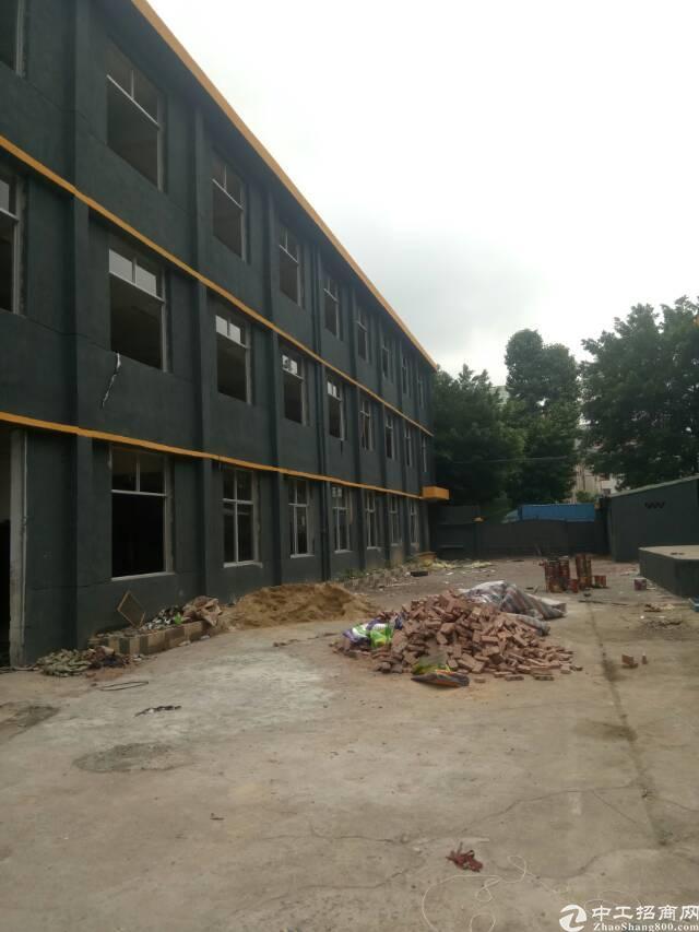 坪山新区新推出标准独院厂房约2800平方招租