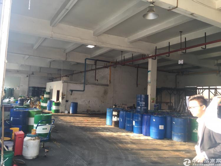 观澜新出一楼六米高标准一楼厂房