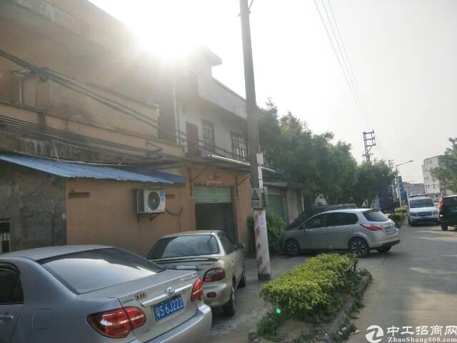 原房东整租独门独院钢结构厂房2000平方