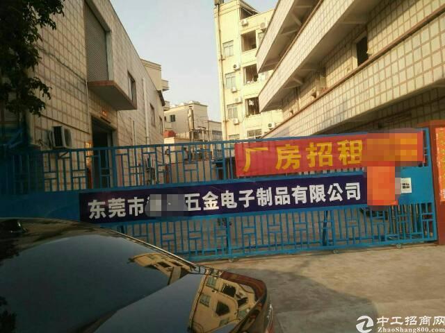 虎门怀德独院厂房3100平方招租