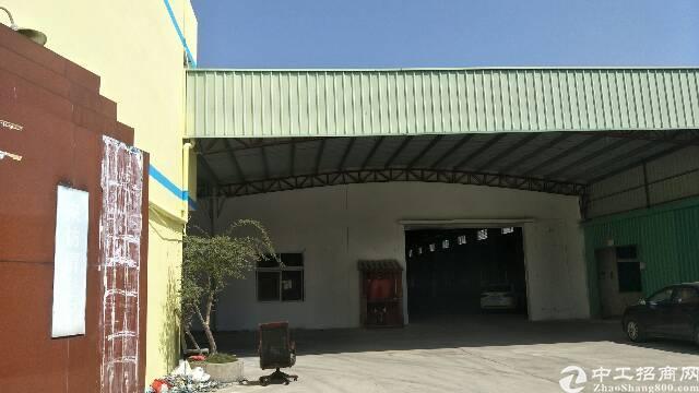 寮步新出独院厂房单一层5500平米宿舍1600,