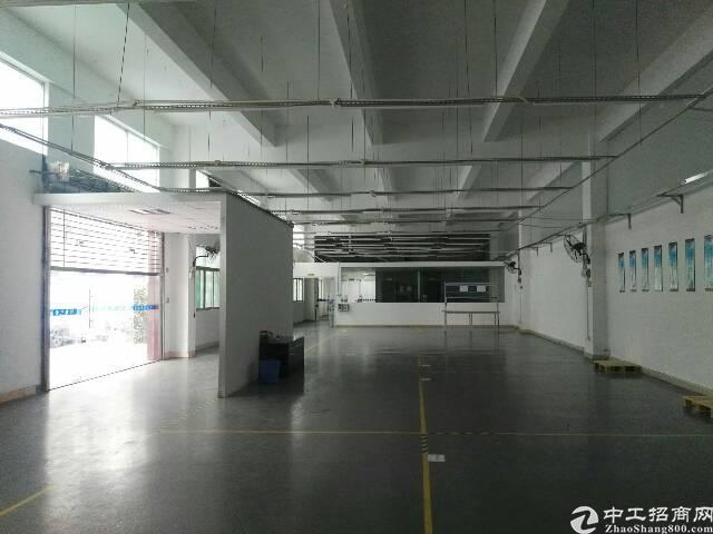 龙华民治带装修厂房一楼,低价出租