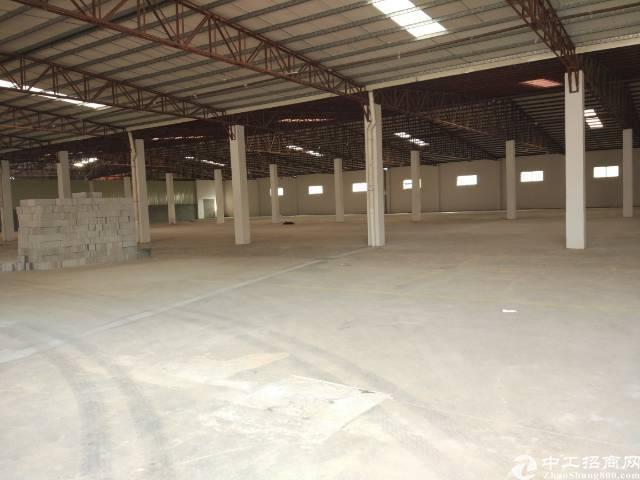 虎门原房东分租一楼1200平方13元 水电过户现成装修办公室