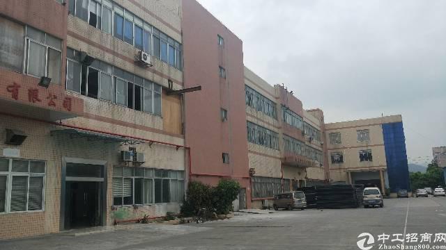 虎门镇新出独栋厂房面积3200平方,租金16块