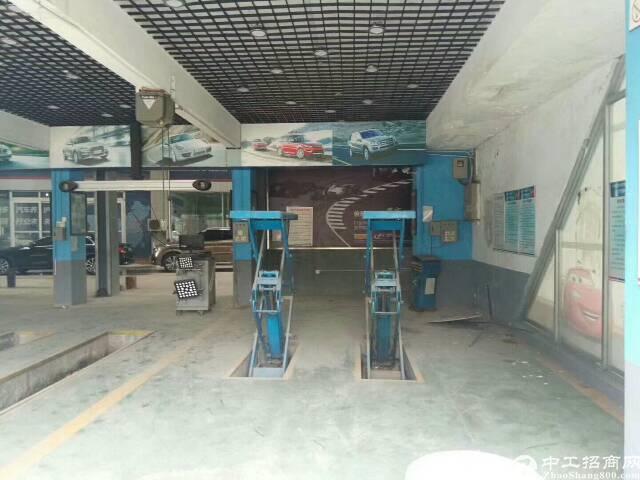 平湖丹平快速旁一楼3500平方厂房出租