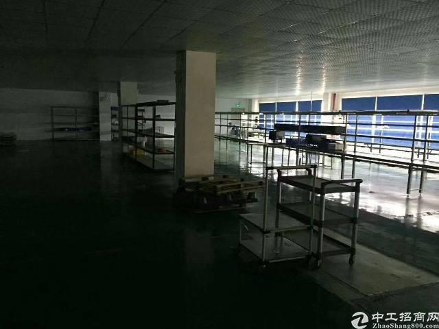 福永楼上2500平方厂房出租-图7