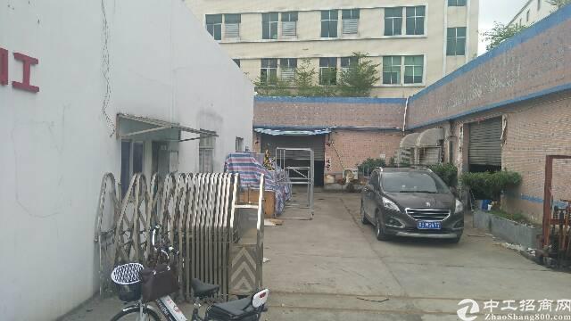 龙岗坪地独院2200平钢构高7米装修办公室空地大可分租