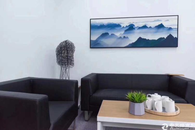 福永地铁口写字楼50到500招租,价格优惠