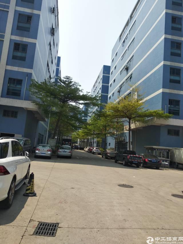 西乡固戍107国道旁楼上1200平方厂房出租