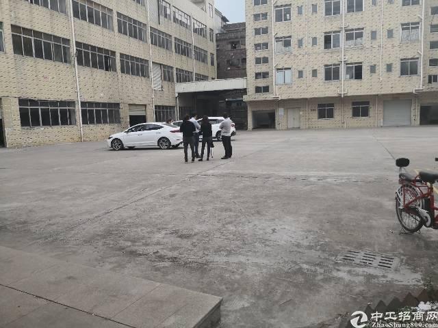 东莞谢岗镇原房东独门独院厂房10800平方急租
