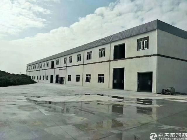 龙岗同乐原房东钢构厂房出租14000平米