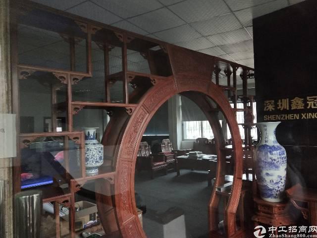观澜中心位置写字楼出租