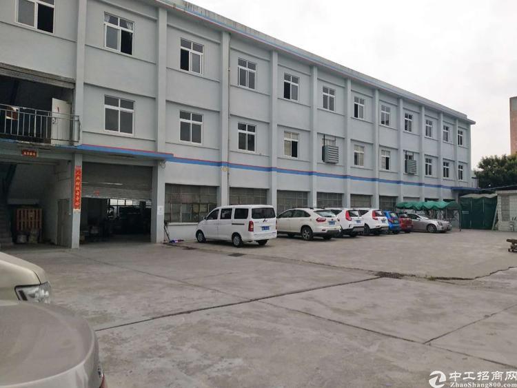 深圳坑梓新出一楼1000平方标准厂房