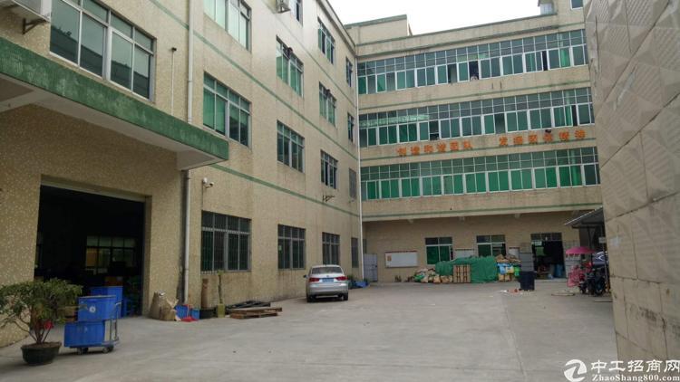 深圳坑梓新出楼上500平标准厂房