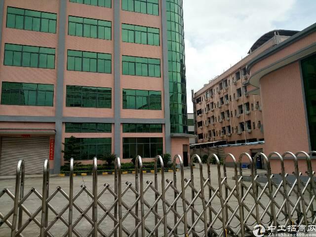 平湖华南边上新出1200平方带装修厂房招租