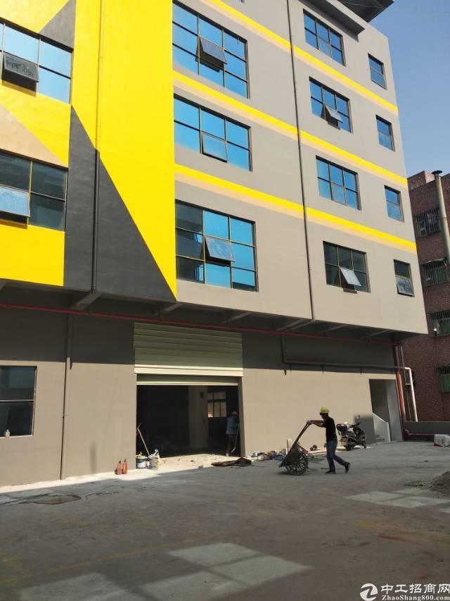 西乡固戍楼上520平方厂房出租